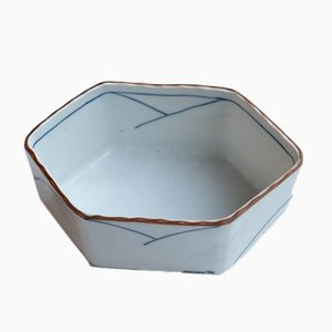 Floreana Small Ceramic Decorative Box by Anna Marie Trolle for Royal Copenhagen