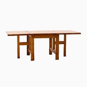 Mid-Century Fureka Dining Table by Edvin Helseth for Stange bruk