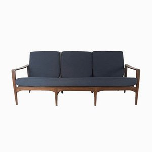 Rosewood Sofa by Arne Wahl Iversen for Komfort, 1950s