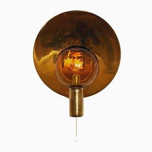 Wandlampe von Hans-Agne Jakobsson für Hans-Agne Jakobsson AB Markaryd, 1960er