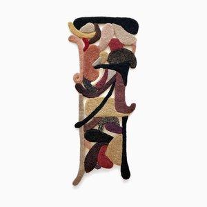 Mira Sohlen Wall Art Wool Tapestry OPUS XXII 2020