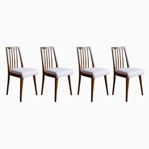 Mid-Century Dining Chairs by Antonín Šuman for Jitona, Set of 4