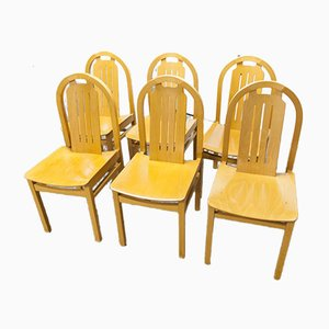 Argos Dining Chairs from Baumann, 1990s, Set of 6