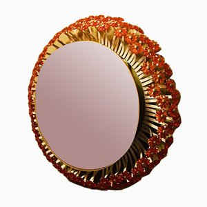 Mirror by Emily Štejnar for Rupert Nikoll, 1970s