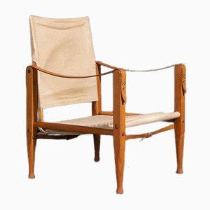 Safari Armchair by Kaare Klint for Rud. Rasmussen, 1930s