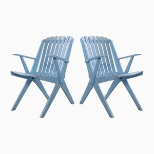 Garden Chairs, 1930s, Set of 2