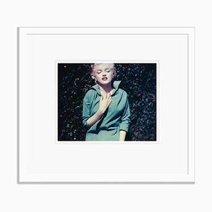 Marilyn Monroe Framed in White by Baron
