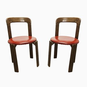 Dining Chairs by Bruno Rey, Switzerland, 1970s, Set of 2