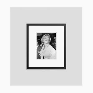 Famous Pout Archival Pigment Print Framed in Black by Bettmann