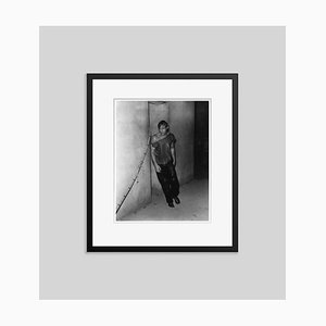 Stanley Archival Pigment Print Framed in Black by Alamy Archives