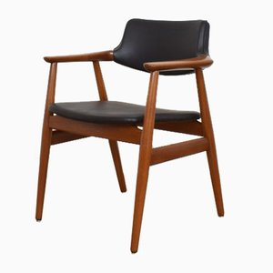 Danish Armchair by Svend Åge Eriksen for Glostrup, 1950s