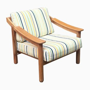 Modell Loden Sessel von Vico Magistretti für Cassina, 1960er