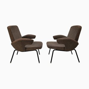 Armchairs by Alan Fuchs, 1961, Set of 2