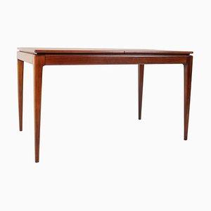 Scandinavian Extendable Dining Table, 1960s