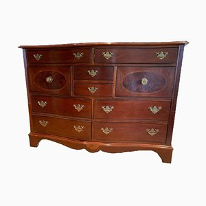 Antique Drawer-Commode in Solid Wood