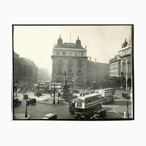 Piccadilly Circus by Ack Jock Ware, 1955