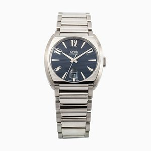 Reloj Tonneau Sinatra francés de Oris, década de 2000