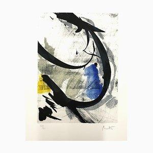 Abstract Composition -Echtung von Jean Miotte, 1994