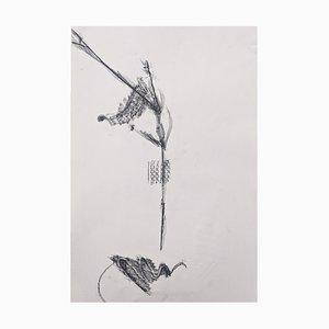Ghost Arrangement 7 Drawing by Alyson Fox, 2020