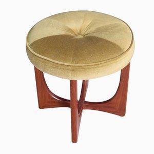 Teak Fresco Dressing Table Stool from G-Plan, 1960s