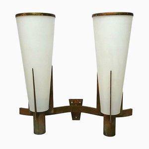 Mid-Century Modell 2021/2 Wandlampe von Stilnovo