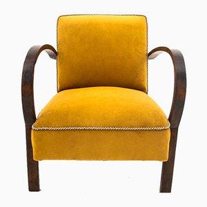 Art Deco Armchair, 1960s