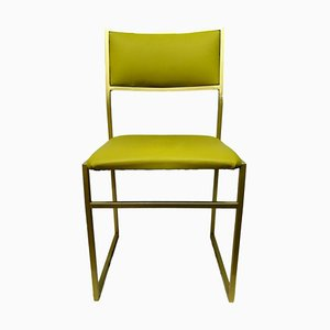 Acid Green Dining Chair, 1970s