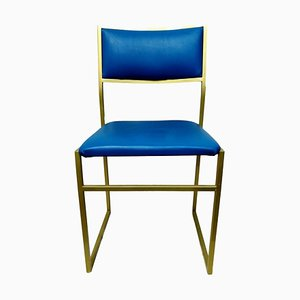 Blue Dining Chair, 1970s