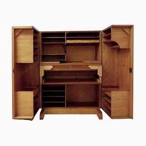 Magic Box Retractable Desk from Mummenthaler & Meier, 1970s