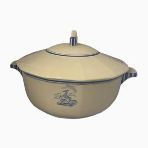 Art Deco Tureen from Bosch Freres la Louviere, 1920s