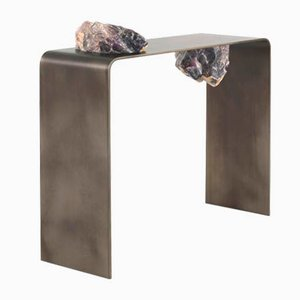 Agment Console with Raw Amethyst Stone Elements by CTRLZAK for JCP Universe