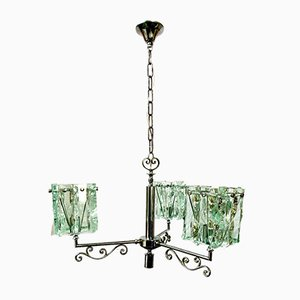 Vintage Chandelier from Cristal Art