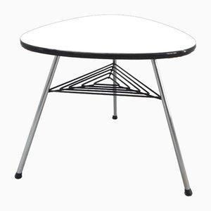 Mid-Century Tubular Steel Coffee Table, 1950s