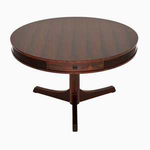 Vintage Rosewood Dining Table by Archie Shine for Robert Heritage, 1960s