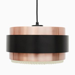 Saturn Ceiling Lamp by Johannes Hammerborg for Fog & Morup, 1963