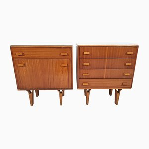 Nightstands, 1973, Set of 2