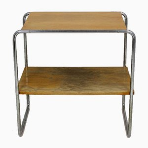 Vintage Art Deco B12 Console Table by Marcel Breuer, 1940s