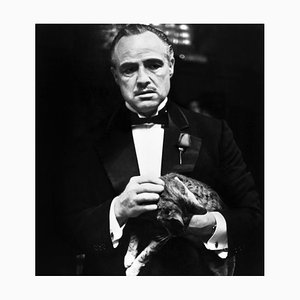 The Godfather Archival Pigment Print Framed in White by Everett Collection