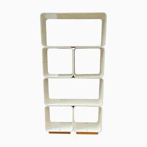 Modular Bookcase by Carlo De Carli for Fiarm, 1960s