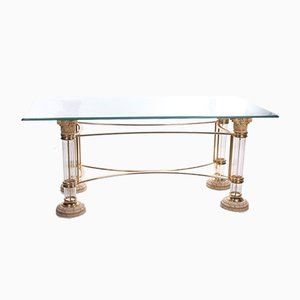 Hollywood Regency Dining Table