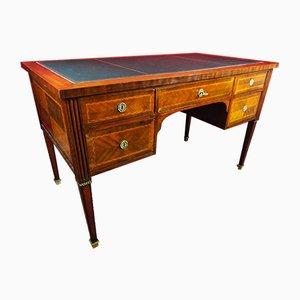 Louis XVI Desk in Mahogany, 18th-Century