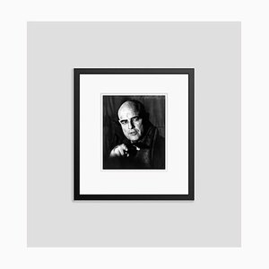 Brando in Apocalypse Now Archival Pigment Print Framed in Black by Everett Collection