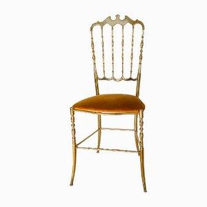 Mid-Century Chiavarina Chair by Giuseppe Gaetano Descalzi