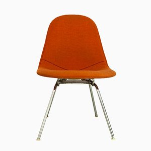Low H-Base Wire Chair by Charles & Ray Eames for Vitra