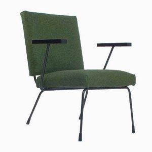 Modell 1401 Stuhl von Wim Rietveld für Gispen, 1950er