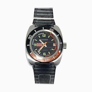 Orologio da sommozzatore di Squadron, anni '70