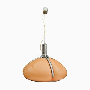 Four Leaf Clover Ceiling Lamp by Gae Aulenti for Harvey Guzzini, 1970s