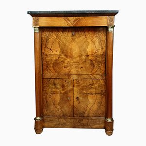 Empire Mahogany Secretaire