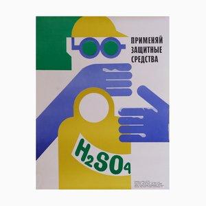 Schutzausrüstung auftragen Russland | 1986