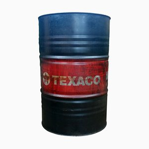 Texaco Oil Drum Barrel, 1980s